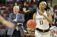 Central Arkansas vs. Texas A&M NCAA college basketball game Sunday, Nov. 13, 2016, in College Station, Texas.