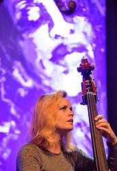 Romy Brauteseth. Cape Town International Jazz Festival 2017. Photo by Alec Smith/imagemundi.com