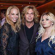 NLD/Amsterdam/20131021 - Boekpresentatie Let's Talk about Sex van Nicolette Kluiver, Bobbi Eden en partner Marq Laurenz