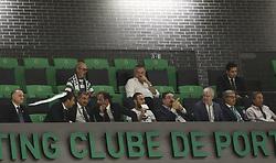 September 20, 2018 - Na - Lisbon, 09/20/2018 - Sporting CP received Fafe this evening in anticipation of the 4th day of Handball - I Division, at the Jo√£o Rocha Pavilion, Lisbon. Frederico Varandas  (Credit Image: © Atlantico Press via ZUMA Wire)
