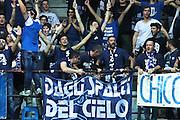 Red October Cantù VS Consultinvest Pesaro LBA serie A 3^ giornata stagione 2016/2017 Desio 16/10/2016<br /> <br /> Nella foto: tifosi Red October Cantu