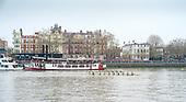 20190407 Varsity, Boat Race, Putney-Mortlake, London UK,