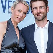 NLD/Utrecht/20150512 - Filmpremiere Ventoux, Mark Tuitert en partner Helen van Goozen