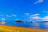 Paihia, Bay of Islands, Northland, on the north island of New Zealand.