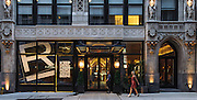 The new boutique hotel The Refinery Hotel In New York City