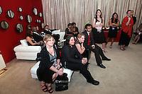 28 April 2006: Atmosphere infront of Kate Walsh and James Pickens sit on the couch in the exclusive behind the scenes photos of celebrity television stars in the STAR greenroom at the 33rd Annual Daytime Emmy Awards at the Kodak Theatre at Hollywood and Highland, CA. Contact photographer for usage availability.