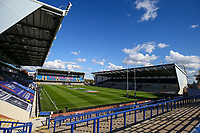 General views of Emerald Headingley Stadium<br /> <br /> Photographer Alex Dodd/CameraSport<br /> <br /> Rugby League - Betfred Challenge Cup Quarter Finals - Catalans Dragons v Warrington Wolves - Friday 7th May 2021 - Emerald Headingley Stadium - Leeds<br /> <br /> World Copyright © 2021 CameraSport. All rights reserved. 43 Linden Ave. Countesthorpe. Leicester. England. LE8 5PG - Tel: +44 (0 116 277 4147 - admin@camerasport.com - www.camerasport.com