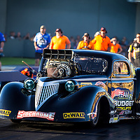 Pino Priolo - 144 - Team Budget Forklifts - 1937 Chevrolet Coupe - Top Doorslammer (T/D)