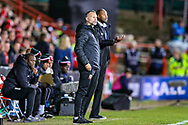 Wales Manager Ryan Giggs during the Friendly European Championship warm up match between Wales and Trinidad and Tobago at the Racecourse Ground, Wrexham, United Kingdom on 20 March 2019.