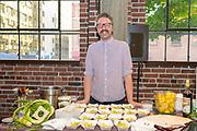 Chef Dezi Bonow, The Carlile Room