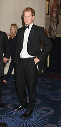 British fine jewellery brand Boodles welcomed guests for the 2013 Boodles Boxing Ball in aid of Starlight Children's Foundation held at the Grosvenor House Hotel, Park Lane, London on 21st September 2013.<br /> Picture Shows:- HRH PRINCE HARRY OF WALES.<br /> <br /> Press release - https://www.dropbox.com/s/a3pygc5img14bxk/BBB_2013_press_release.pdf<br /> <br /> For Quotes  on the event call James Amos on 07747 615 003 or email jamesamos@boodles.com. For all other press enquiries please contact luciaroberts@boodles.com (0788 038 3003)
