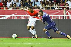 AS Monaco vs Toulouse FC - 4 Aug 2017