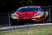 June 4-6, 2021. Lamborghini Super Trofeo, VIR: 4 Michael Mennella, Bart Collins, MCR racing, Lamborghini Miami, Lamborghini Huracan Super Trofeo EVO