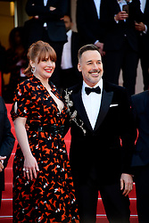 72nd Cannes Film Festival 2019, Red Carpet Rocketman. Pictured : Bryce Dallas Howard, David Furnish