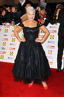 Denise Welch, Pride of Britain Awards 2014, The Grosvenor House Hotel, London UK, 06 October 2014, Photo by Richard Goldschmidt