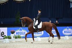 Keller Kathleen, (GER), Daintree<br /> Grand Prix  Special Dressage München 2015<br /> © Hippo Foto - Stefan Lafrentz