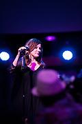 May 3, 2019: 145th Kentucky Oaks at Churchill Downs. Singer Martina Mcbride performs.