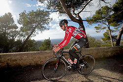 December 15, 2017 - Manacor, Espagne - MANACOR, SPAIN - DECEMBER 15 : VANENDERT Jelle (BEL) Rider of Team Lotto - Soudal pictured during the training camp of the Lotto Soudal cycling team on December 15, 2017 in Manacor, Spain, 15/12/17 (Credit Image: © Panoramic via ZUMA Press)