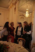Christina Rodriguez, Allesandra McNaght Davis, Medina Marks , NCH Spring Ladies lunch. NCH, the children's charity, helps children and young people facing difficulties or challenges in their lives. Mandarin Oriental Hotel. 8 March 2007.  -DO NOT ARCHIVE-© Copyright Photograph by Dafydd Jones. 248 Clapham Rd. London SW9 0PZ. Tel 0207 820 0771. www.dafjones.com.