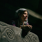 Arig Baig home.<br /> The traditional life of the Wakhi people, in the Wakhan corridor, amongst the Pamir mountains.