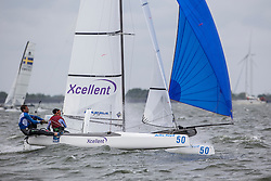 Day four Delta Lloyd Regatta  2015 (26/30 May 2015). Medemblik - the Netherlands.