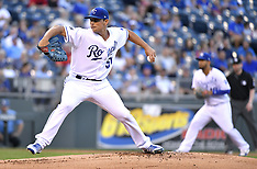 Tampa Bay Rays v Kansas City Royals - 30 Aug 2017