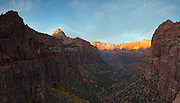 Canyon Overlook, Zion NP