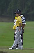 Friday 3rd August 2001.Weetabix Women's British Open..Japan's, Kasumi Fujii2001 Weetabix Women's Open, Sunningdale,..[Mandatory Credit Peter Spurrier/ Intersport Images]