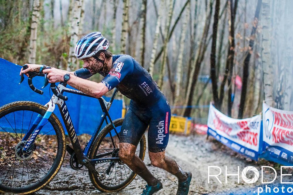 David van der Poel (NED/Alpecin-Fenix)<br /> <br /> X2O Badkamertrofee Herentals 2020<br /> Men Elite Race<br /> <br /> ©RhodePhotoMedia