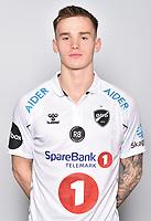 Fotball , Eliteserien 2021 , portrett , portretter , Odd<br /> Conrad Wallem