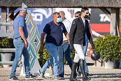 Philippaerts Thibault, Philippaerets Ludo, BEL<br /> Belgisch Kampioenschap Jeugd Azelhof - Lier 2020<br /> © Hippo Foto - Dirk Caremans<br /> 30/07/2020