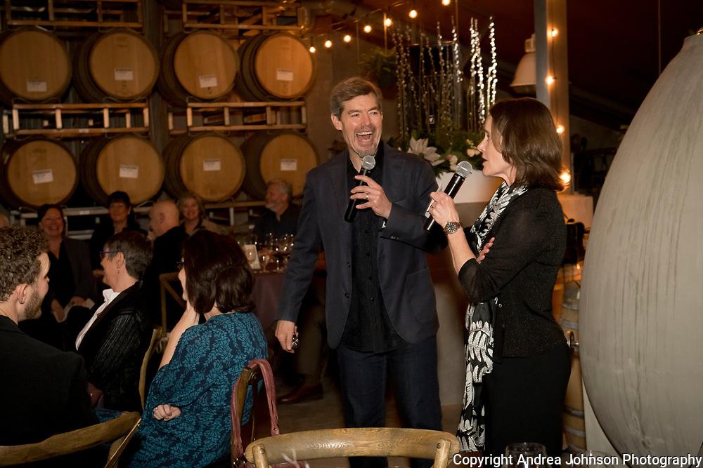 Penner-Ash 20th vintae celebration, Willamette Valley, Oregon