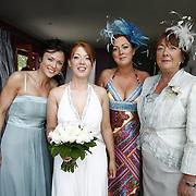 Jo Gallagher wedding