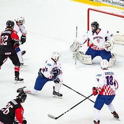 20200206: SLO, Ice Hockey - Olympic Ice Hockey Pre-Qualifications, Group G, Japan vs Croatia