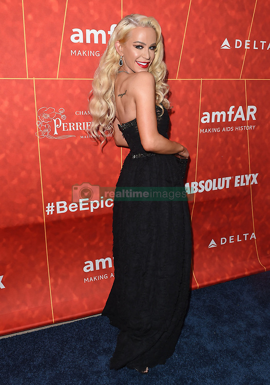 amfAR Gala Los Angeles 2018. Wallis Annenberg Center for the Performing Arts, Beverly Hills, California. EVENT October 18, 2018. 18 Oct 2018 Pictured: Gigi Gorgeous. Photo credit: AXELLE/BAUER-GRIFFIN / MEGA TheMegaAgency.com +1 888 505 6342