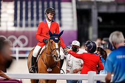Ward Mclain, USA, Contagious, 395<br /> Olympic Games Tokyo 2021<br /> © Hippo Foto - Stefan Lafrentz<br /> 07/08/2021