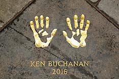 Ken Buchanan Loving Cup presentation | Edinburgh | 3 March 2017