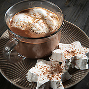 Hot Cocoa and Snowflake Marshmallows. Nathan Lambrecht/Journal Communications