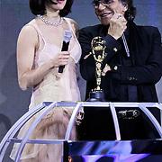 MON/Monte Carlo/20100512 - World Music Awards 2010, Asia Argento en Roberto Cavalli