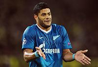 Fotball<br /> Tyskland<br /> 19.03.2014<br /> Foto: Witters/Digitalsport<br /> NORWAY ONLY<br /> <br /> Hulk (Zenit)<br /> Fussball, Champions League, Achtelfinale Rueckspiel, Borussia Dortmund - Zenit St. Petersburg