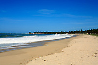 beautiful beach of maracaipe near recife pernambuco state brazil