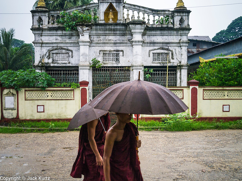 14 JUNE 2013 -  PANTANAW, AYEYARWADY, MYANMAR:    PHOTO BY JACK KURTZ