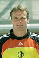 GRODAS, Frode       Frode Grodås.                             <br />                          Fu§balltorwart  FC Schalke 04, (Foto: Witters/Digitalsport)