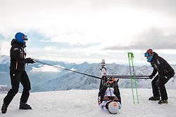 14.10.2021, Rettenbachferner, Sölden, AUT, OeSV Ski Alpin, RTL Training am Rettenbachferner, im Bild Petra Vlhova (SVK) // Petra Vlhova of Slovakia during a training session in preparation for the upcoming FIS Alpine Skiing World Cup season at the Rettenbachferner in Sölden, Austria on 2021/10/14. EXPA Pictures © 2021, PhotoCredit: EXPA/ Johann Groder