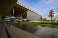 Bergen lufthavn, Flesland (IATA: BGO, ICAO: ENBR) er en lufthavn som ligger på Flesland, drøyt 20 kilometer sør for Bergen sentrum i Vestland fylke.
