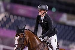 Krajewski Julia, GER, Amande de B Neville, 236<br /> Olympic Games Tokyo 2021<br /> © Hippo Foto - Dirk Caremans<br /> 02/08/2021