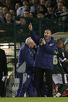 Photo: Lee Earle.<br /> Plymouth Argyle v Watford. The FA Cup. 11/03/2007.Plymouth manager Ian Holloway.