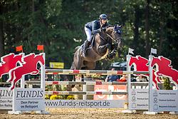 SCHOELLHORN Philipp (GER), Darkina<br /> Finale der 5 jährigen Springpferde<br /> Warendorf - Bundeschampionate 2020<br /> 30. August 2020<br /> © www.sportfotos-lafrentz.de/Stefan Lafrentz