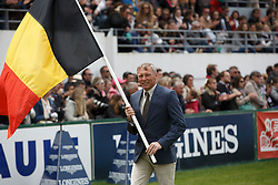 Chef d'equipe, Demeersman Dirk, (BEL)<br /> Furusiyya FEI Nations Cup presented by Longines<br /> Longines Jumping International de La Baule 2015<br /> © Hippo Foto - Dirk Caremans<br /> 15/05/15