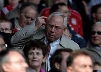 Photo: Jed Wee/Sportsbeat Images.<br /> Liverpool v Arsenal. The Barclays Premiership. 31/03/2007.<br /> <br /> Liverpool's new joint owner George Gillett at his first game since the completion of the takeover.